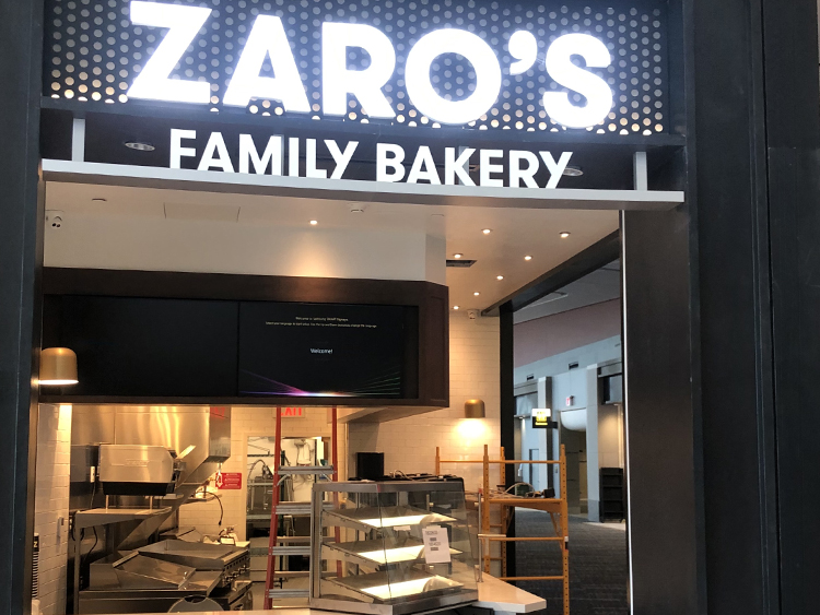 bakery merchandiser