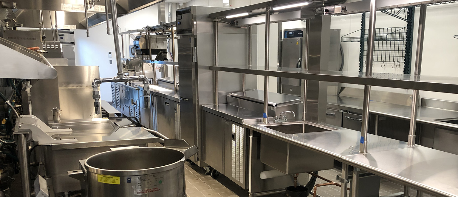 Commercial Kitchen Custom Fabrication