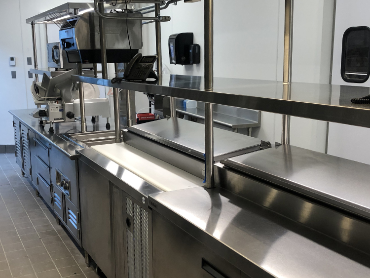 custom stainless steel fabrication